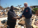 Tornadoes, Floods Harm Disabled Veterans